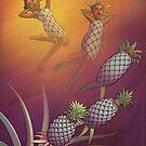 Pineapple Girl by WolfberryStudio