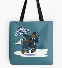My Little Invincible  Tote Bag