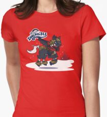 My Little Invincible  Womens Fitted T-Shirt