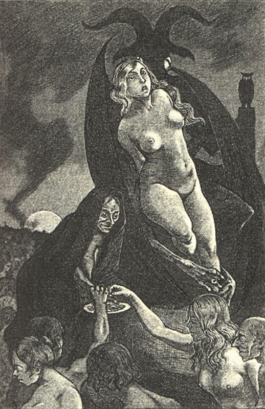 Erotic art bishop