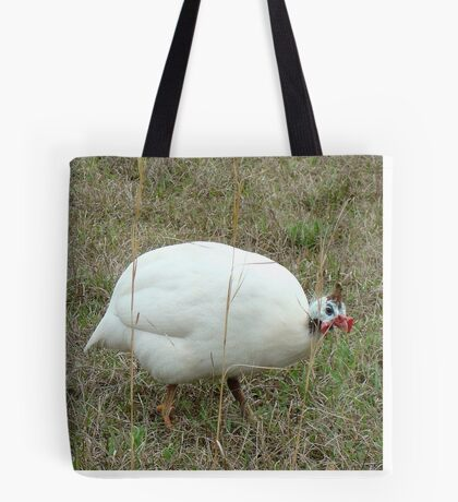 The Hunchback of Chickenville Tote Bag