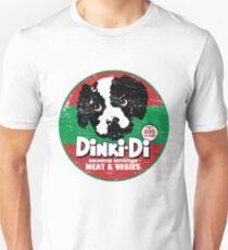 Dinki Di Dog Food Slim Fit T-Shirt