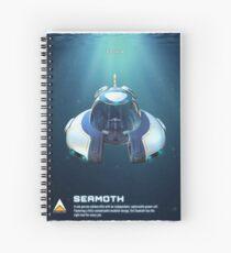 Seamoth Spiral Notebook