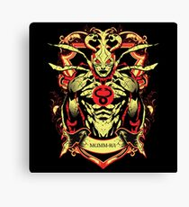 Mumm-Ra: The Ever Living - Thundercats Canvas Print