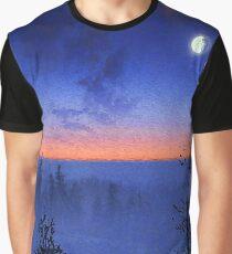 Sweet Nights Graphic T-Shirt