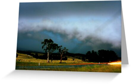 Storm Front by Melanie Roberts