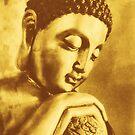 Buddha Gold by Madeleine Forsberg