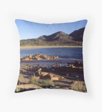 Coles Bay Throw Pillow