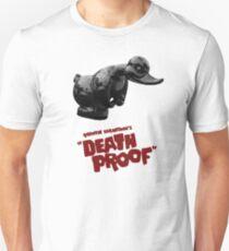 Prueba de la muerte - Pato Camiseta ajustada
