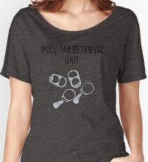 Pull Tab Retrieval Unit Women's Relaxed Fit T-Shirt