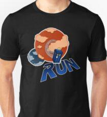 Doctor Who - Run Unisex T-Shirt