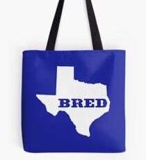 Texas Bred Tote Bag