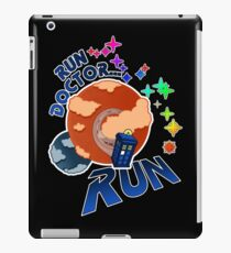 Run Doctor... Run iPad Case/Skin