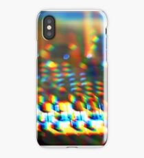 Sequential Circuits Diffraction iPhone Case