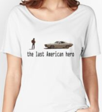 Vanishing Point - The Last American Hero  Women's Relaxed Fit T-Shirt