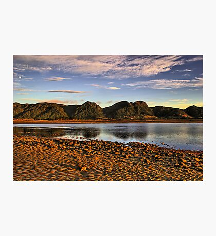 Golden Bay Morning Photographic Print