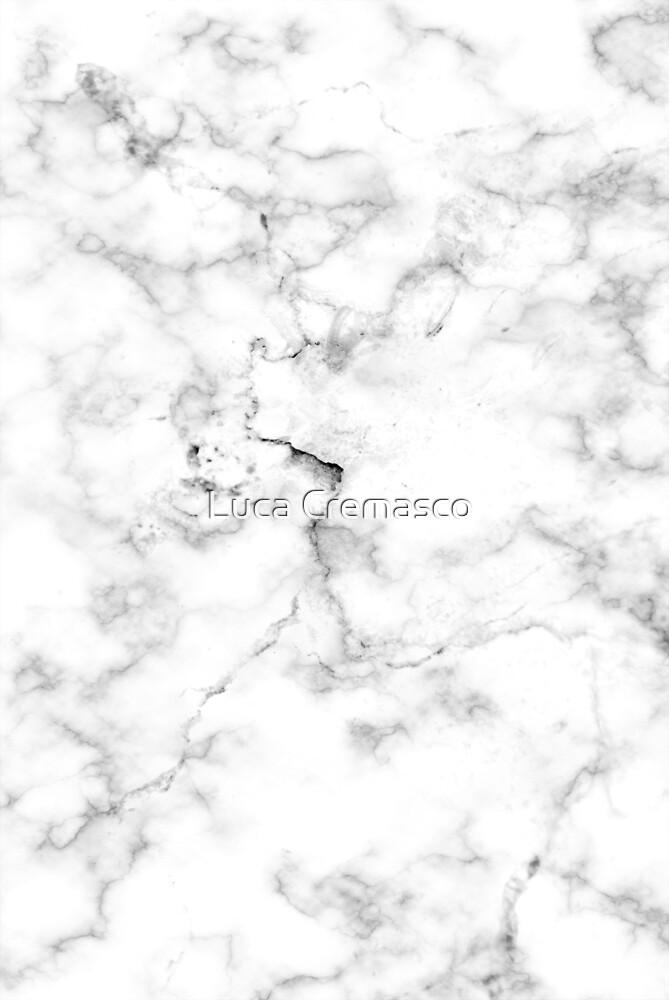 tumblr wei er marmor von luca cremasco redbubble. Black Bedroom Furniture Sets. Home Design Ideas