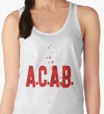 acab Women's Tank Top