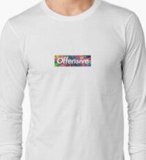 OFFENSIVE Long Sleeve T-Shirt