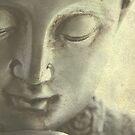 Buddha Close-up by Madeleine Forsberg