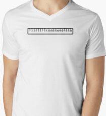 Ruler Men's V-Neck T-Shirt
