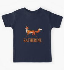 Katherine Fox Kids Tee