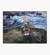 Brickography Pictures - Master Photographic Print