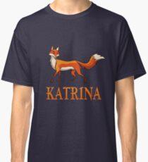 Katrina Fox Classic T-Shirt