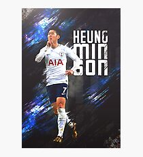 Heung Min Son Poster Photographic Print