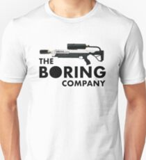 Not a flamethrower - Boring company T-shirt Unisex T-Shirt
