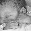 First Snuggle by Sami Thorpe