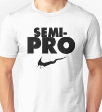 Semi-Pro - Nike Parody (Black) T-Shirt
