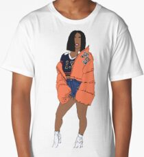 Cardi B Long T-Shirt
