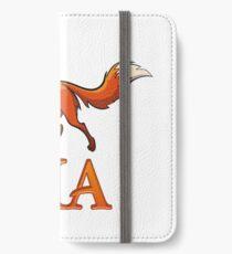 Kia Fox iPhone Wallet/Case/Skin
