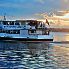 The Macquarie Princess - Lake Macquarie NSW by Bev Woodman