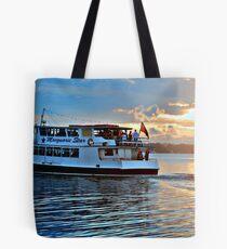 The Macquarie Princess - Lake Macquarie NSW Tote Bag