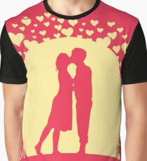 Love me even Valentine day will be end Graphic T-Shirt