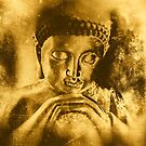 Golden Buddha Dream by Madeleine Forsberg