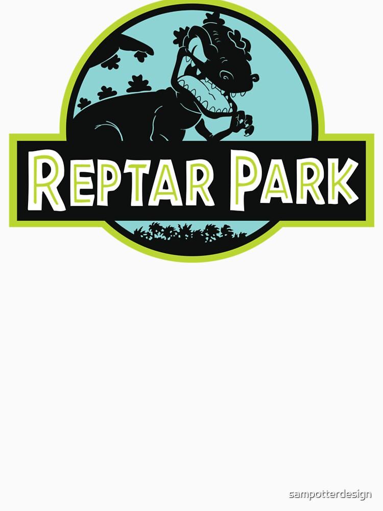 Reptar Park von sampotterdesign