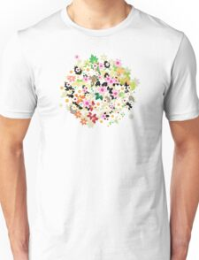 Floral tree Unisex T-Shirt