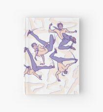 LANCE DANCE REVOLUTION Hardcover Journal