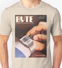 Byte Magazine Cover - 1981 Unisex T-Shirt