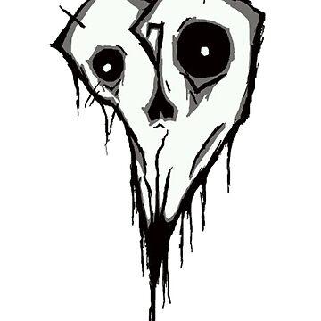Skully Heart by RetroNomad
