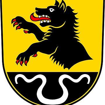 Altdorf coat of arms, Germany by PZAndrews