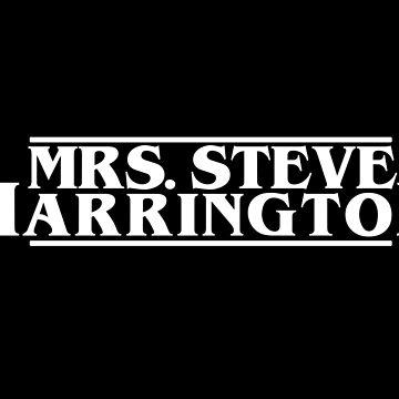 MRS. STEVE HARRINGTON Stranger Things Valentine Valentines by starkle