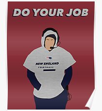 Do Your Job Poster