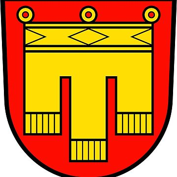 Herrenberg coat of arms, Germany by PZAndrews
