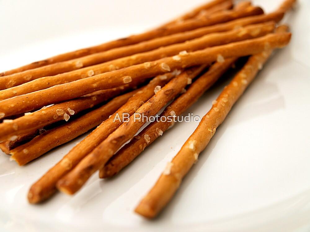 Salty sticks by Arve Bettum