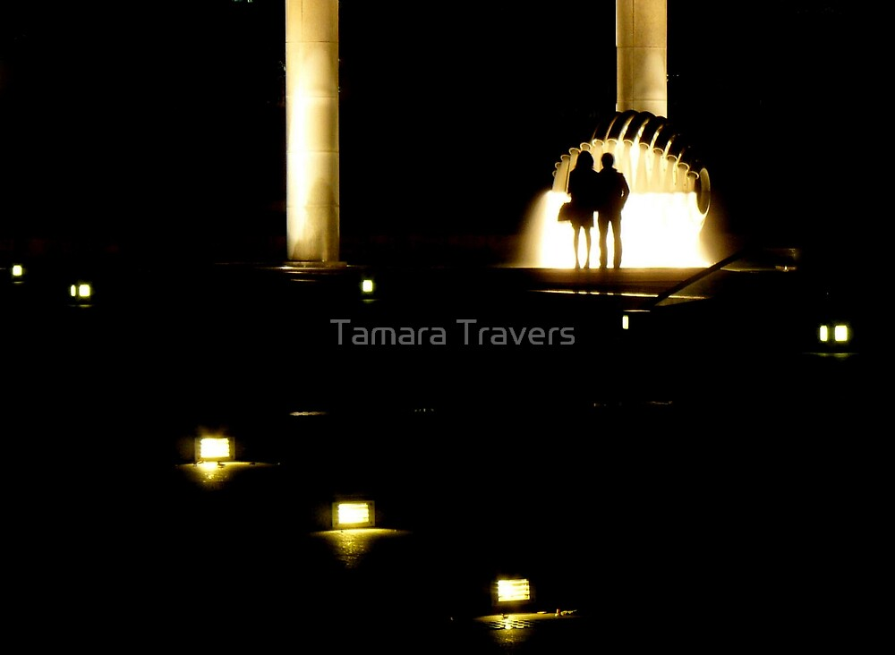 Evening Randevu... by Tamara Travers