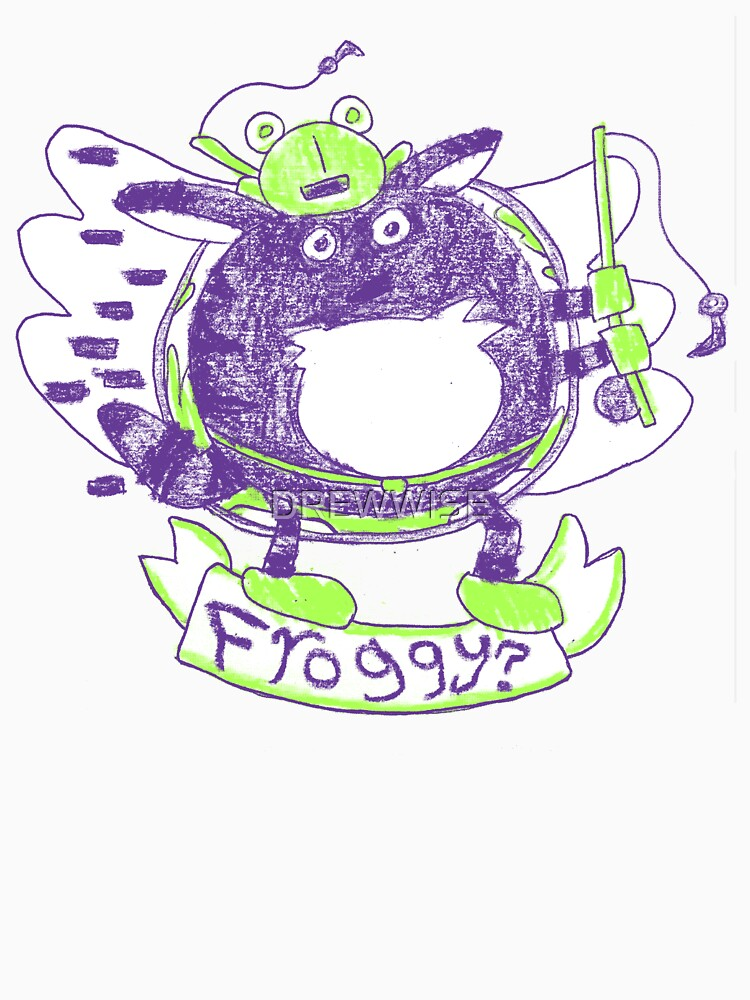 FROGGY? by DREWWISE